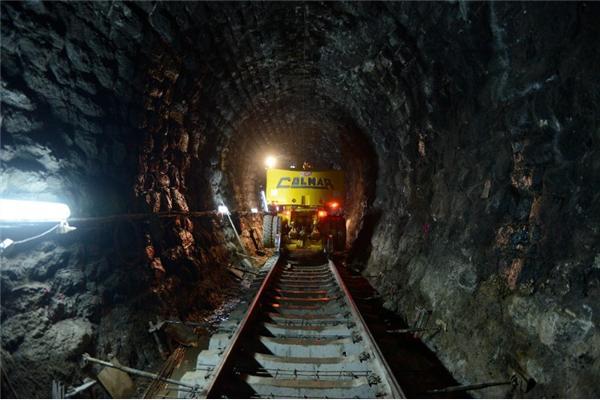 Dobar tempo napretka obnove željezničke pruge Sarajevo-Bradina