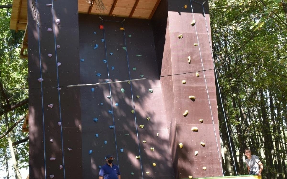 Pionirska dolina dobila adrenalinski park