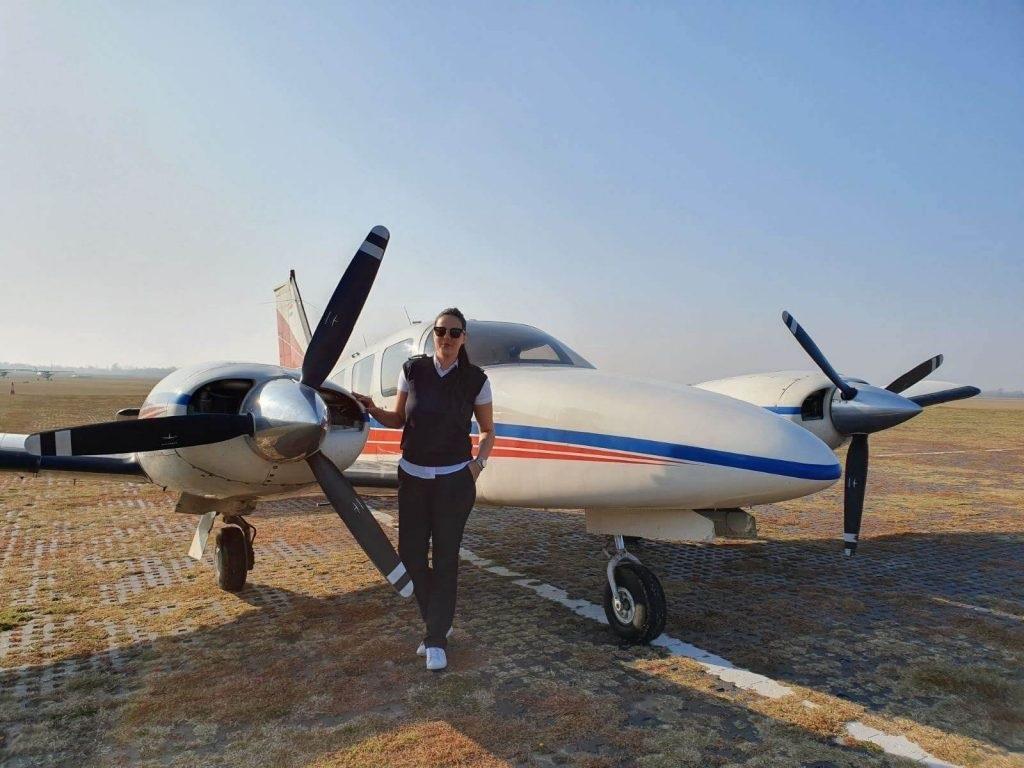 Priča o letu ka uspjehu Biljane Abule, jedine pilotkinje u BiH