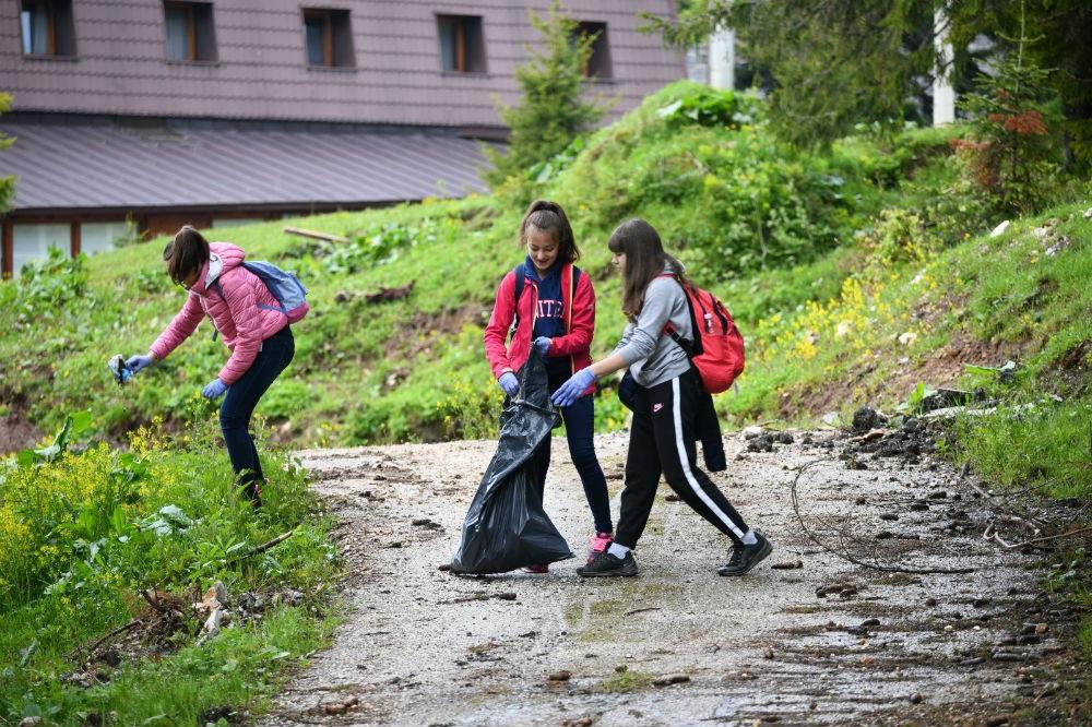 Olimpijska Jahorina očišćena dočekuje nove goste