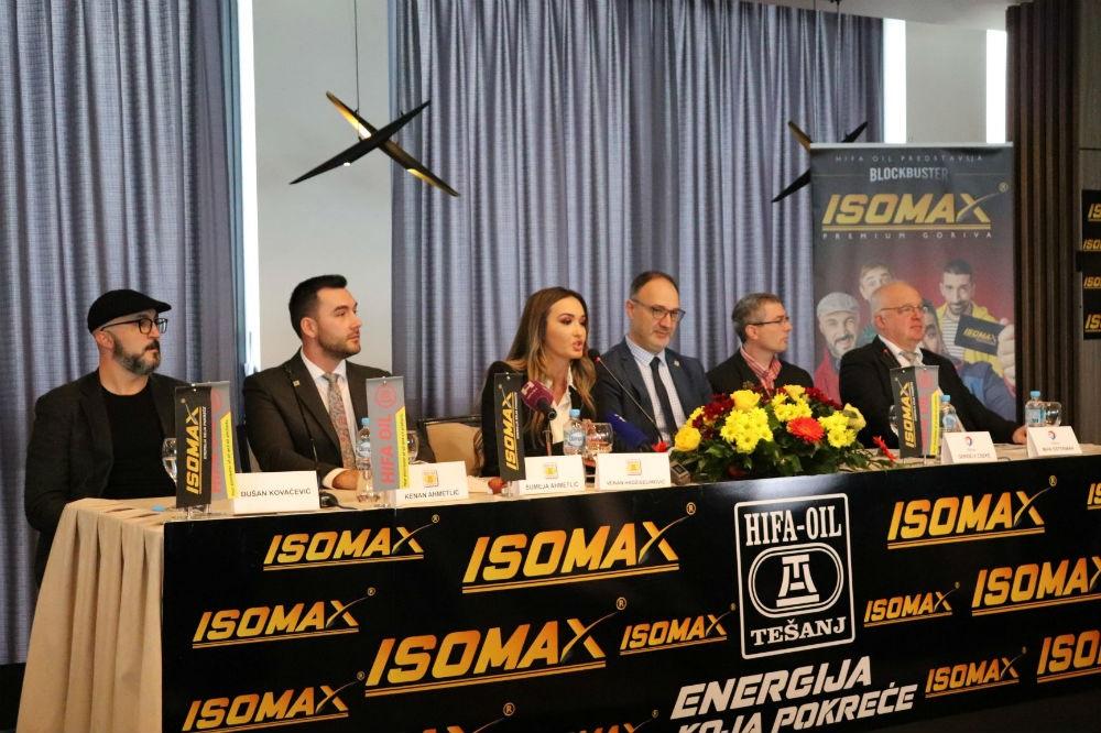 Hifa Oil i francuski Total predstavili novi brend ISOMAX (Foto)