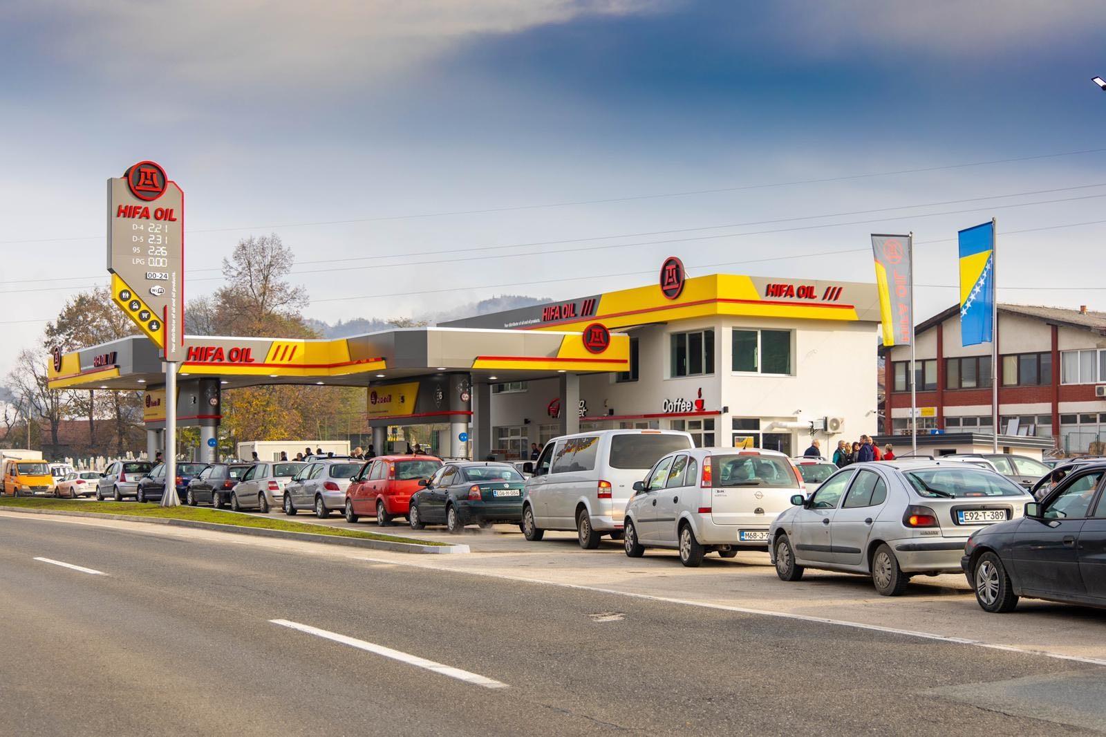 U Maglaju svečano otvorena 11. benzinska pumpa Hifa Oil - Euro Oil