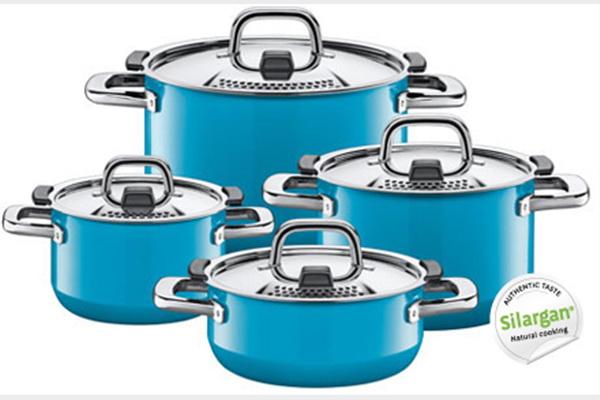 Silit posuđe: Lonci za moderne kuhinje