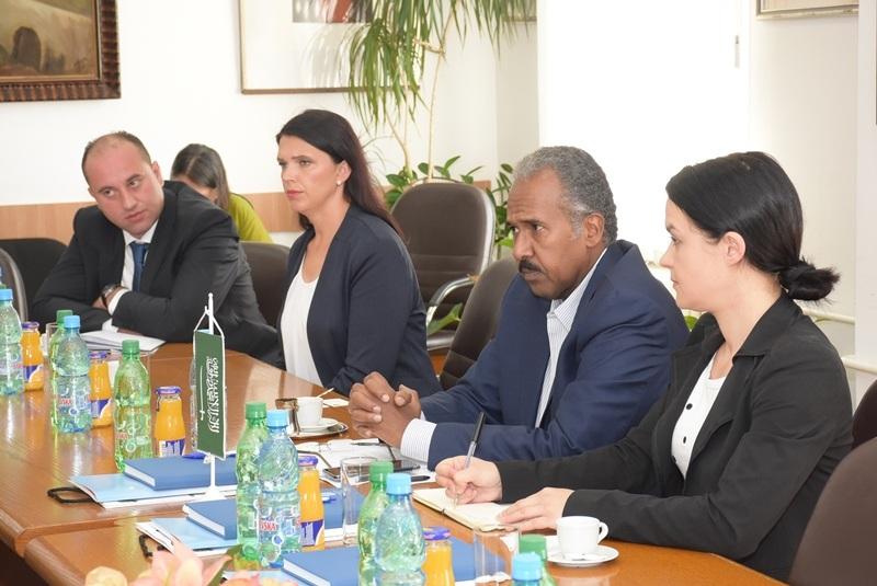 Investitor iz Rijada zainteresiran za modernizaciju stadiona na Koševu