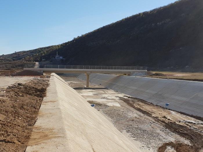 Gornji horizonti: Izgrađen kanal kroz Fatničko polje vrijedan osam miliona KM
