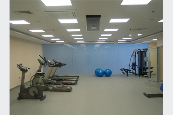 Fitness dvorana novootvorenog hotela Mepas