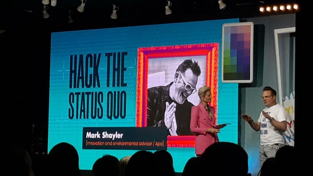 Mark Shayler: Nikada nemojte zaboraviti odakle ste