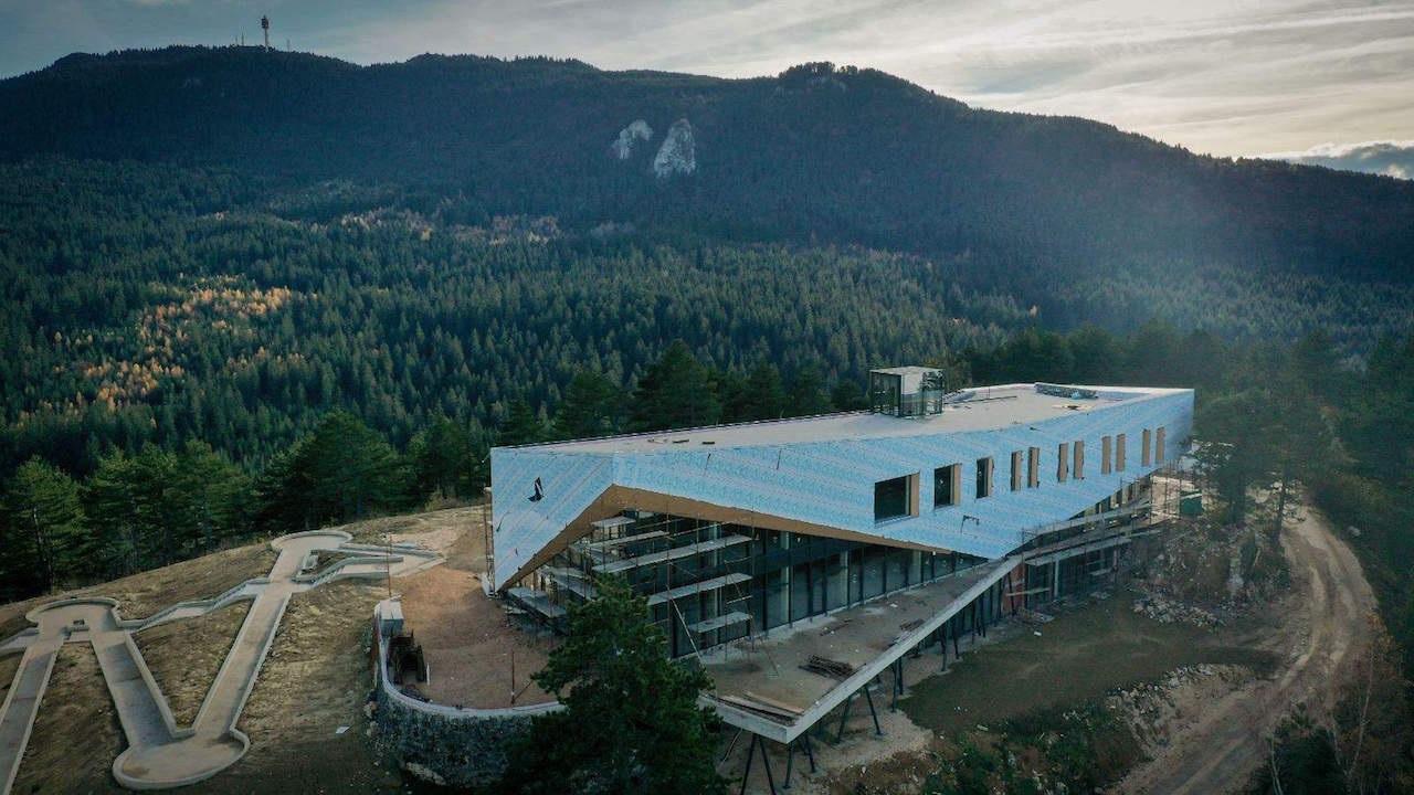 Završena izgradnja prve faze sarajevskog Vidikovca