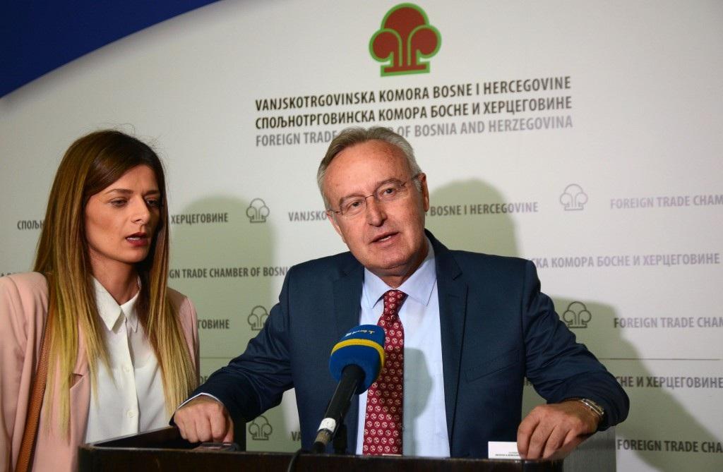 Poslovni forum BiH - Grčka: Unaprijediti privrednu saradnju