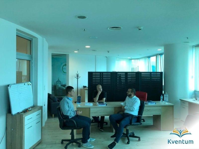 Kventum uspješno realizovao interni trening za zaposlenike 'Ba Services'