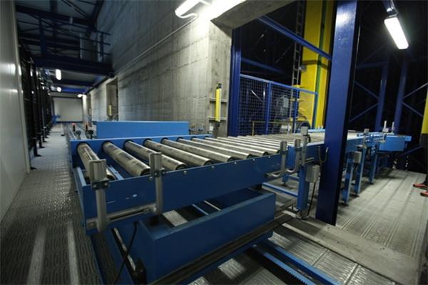 U tuzlanskoj Solani izgradnja visokoregalnog skladišta u završnoj fazi