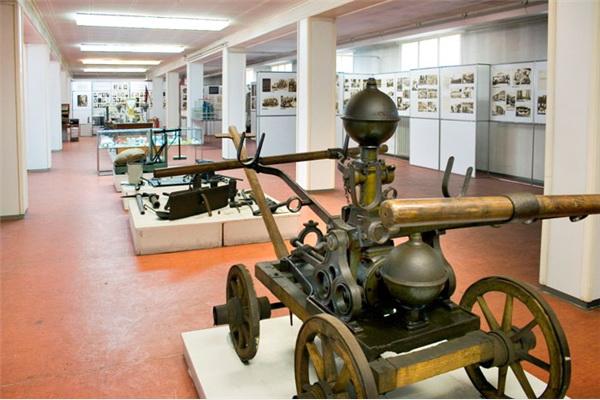 Solana: Muzej soli sa pokretnim naslijeđem
