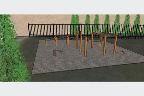 Vogošća dobija Streetworkout park: Murai komerc jedan od investitora