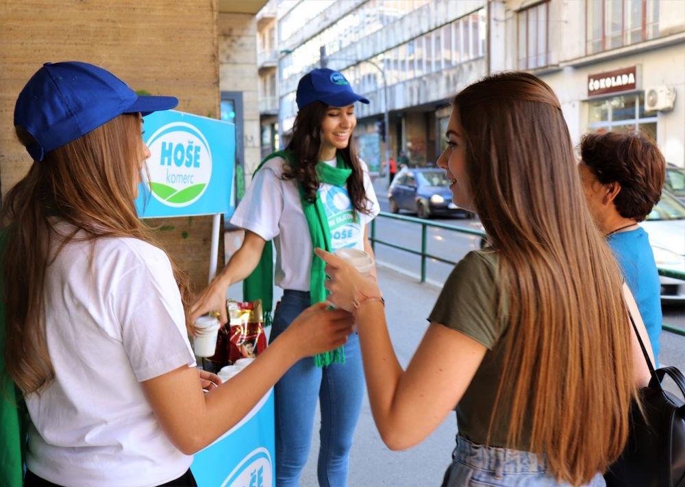 International Coffee Day: Hoše počastio Sarajlije svojom Merka kafom