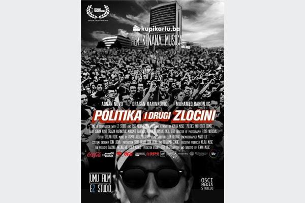 Godzilla, Politika i drugi zločini i Tvrd orah na programu Ekrana Zenica
