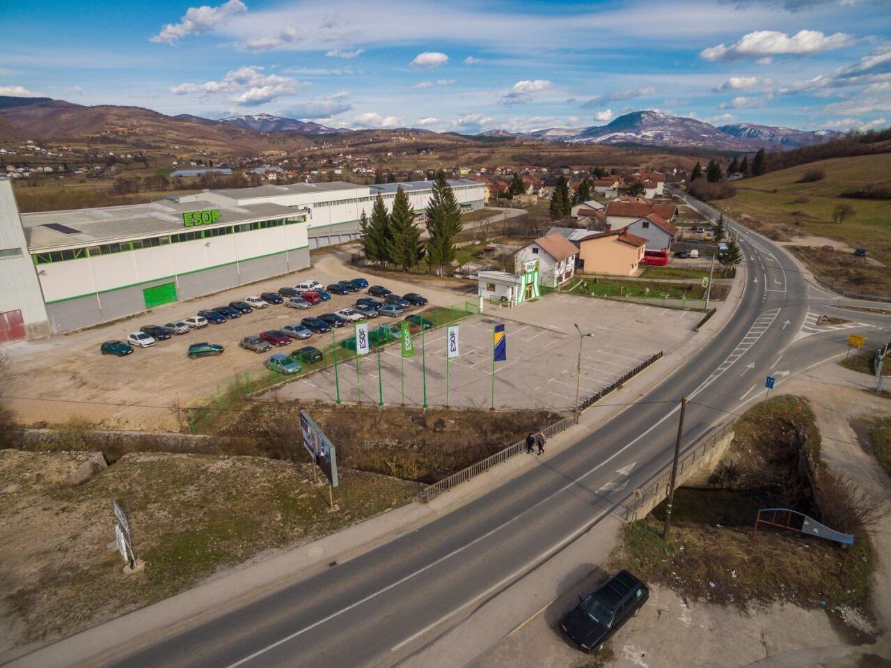 Najveći proizvodni centar voća i povrća ESOF otvara prodajno mjesto u Sarajevu