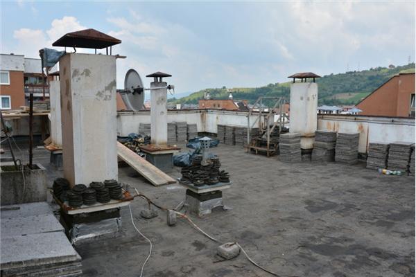 Sanacija krovova i fasada zgrada u Općini Novi Grad Sarajevo