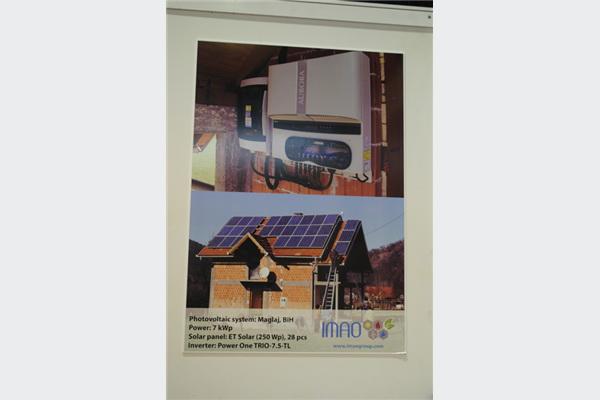 Imao electric BH izumio prvi fotonaponski hibrid na Balkanu