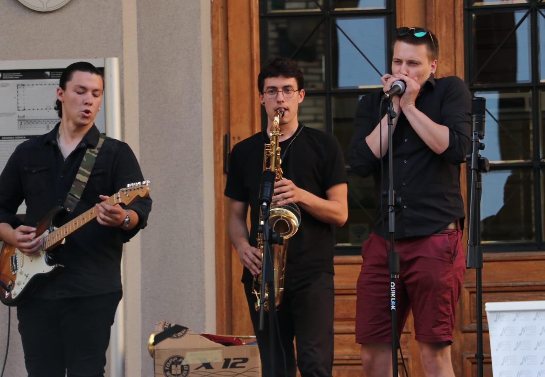 Projekt 'Muzika na ulici': Uživajte u koncertima klasike, pop-a i jazz-a mladih muzičara