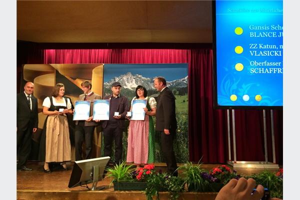 Austrija: Tri zlatne medalje za tri sira iz Bosne i Hercegovine!