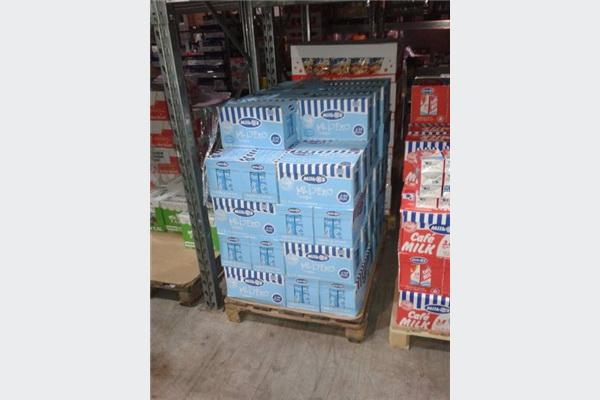 Milkos akcija pružanja pomoći poplavama pogođenom stanovništvu