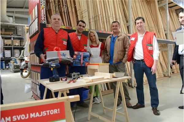 U Mostaru otvoren Prodajni centar BauWelt
