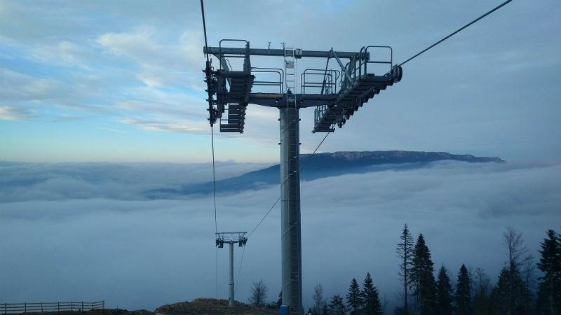 Na Ravnoj planini u ponedjeljak otvorenje prve kabinske žičare u BiH