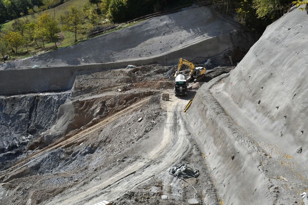Pogledajte dinamiku radova na tunelu Hranjen koji se gradi po austrijskoj metodi