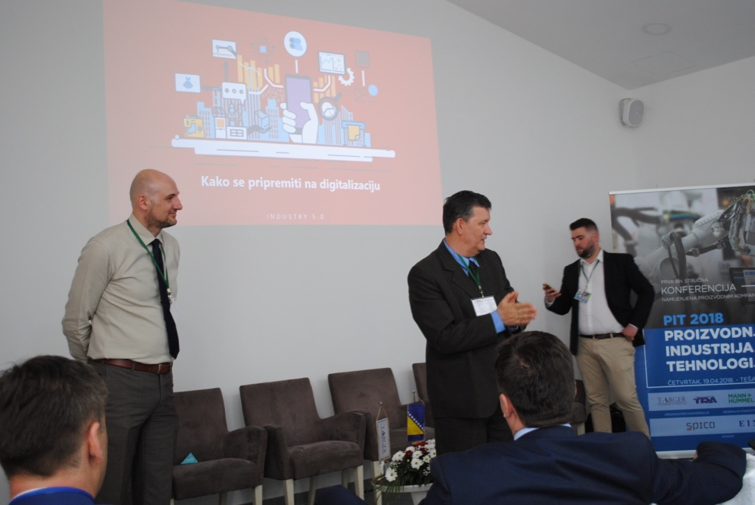 Najnoviji industrijski trendovi predstavljeni na konferenciji PIT 2018 u Tešnju