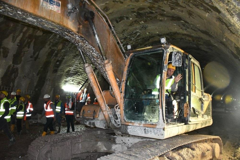 Probijena druga cijev tunela Ivan
