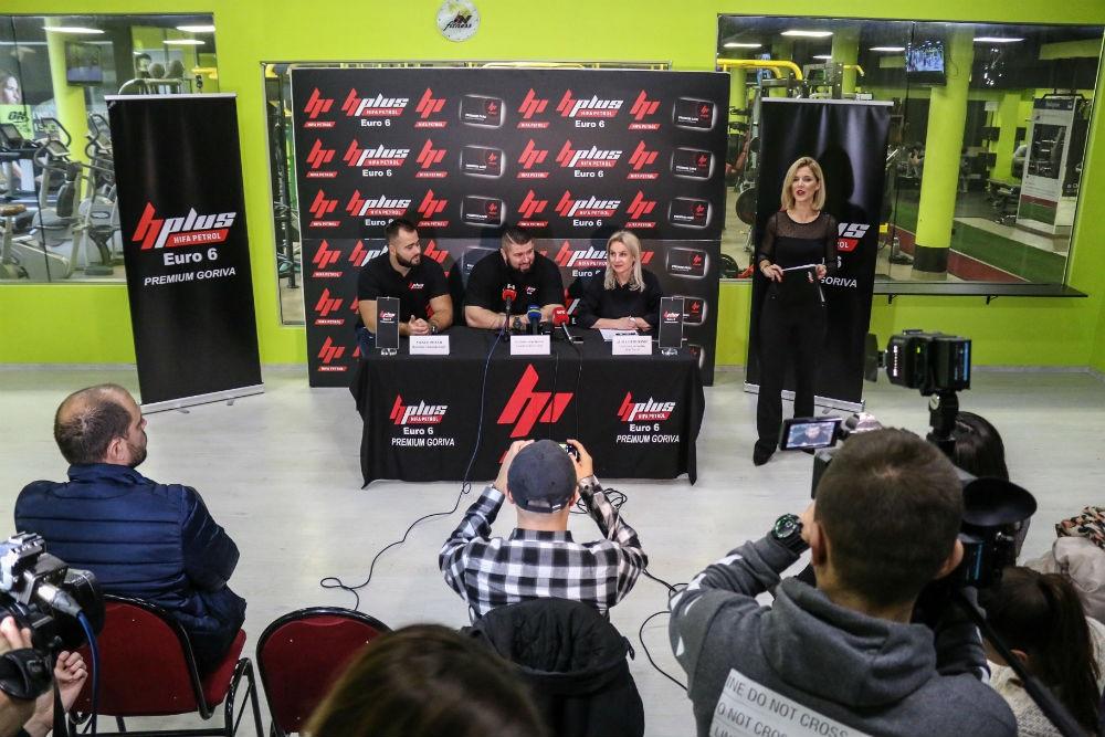 Bh. strongman Nedžmin Ambešković novo zaštitno lice kompanije Hifa Petrol