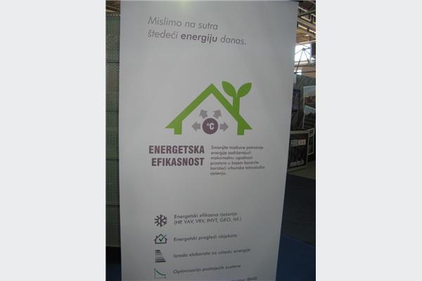 Kompanija Alfa Therm na mostarskom sajmu: Fokus na energetskoj efikasnosti