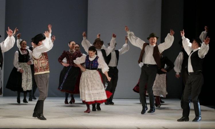 Ceremonijom u Narodnom pozorištu otvoren XXXV festival Sarajevska zima