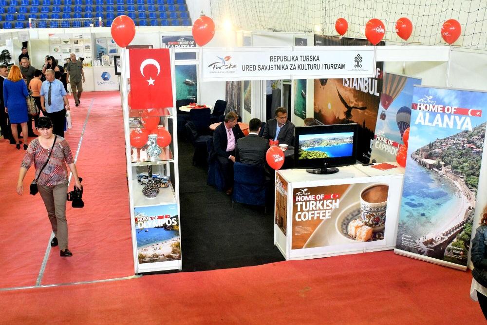 Turska se predstavila na 15. Lukavačkom sajmu turizma i ekologije - LIST