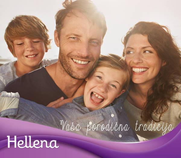 Hellena – Vaša porodična priča