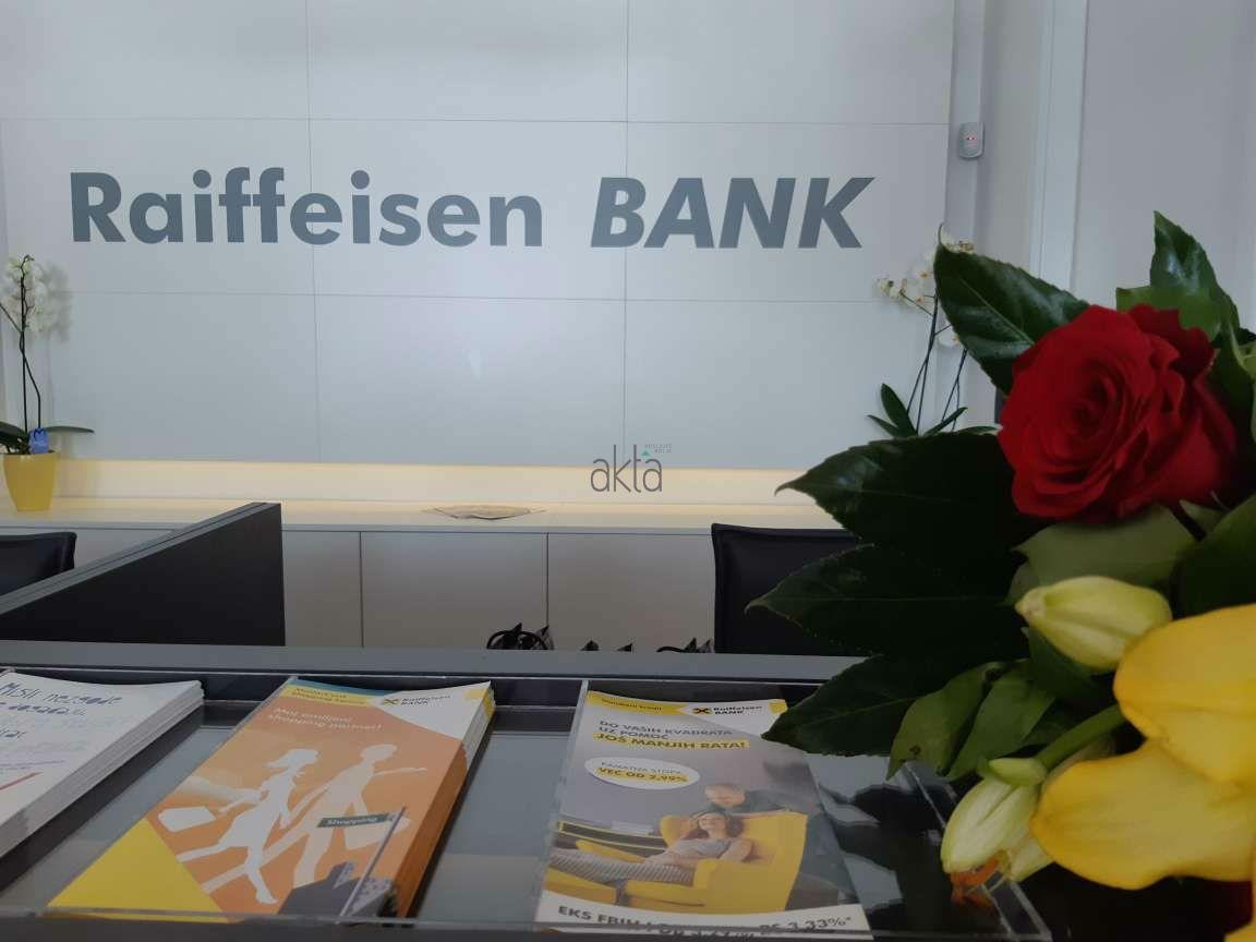 Svečano otvorena 100-ta po redu poslovnica Raiffeisen banke
