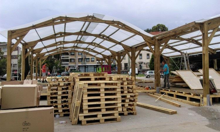 Lipa: Pri kraju radovi za početak 'Ljeta u parku - Hastahani'