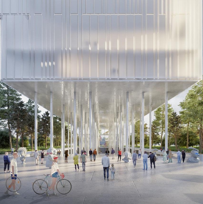 Pogledajte kako bi trebao izgledati banjalučki kongresni centar (FOTO i VIDEO)