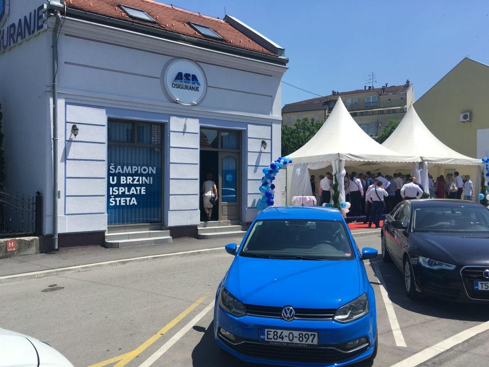 Svečano otvorena nova poslovnica ASA Osiguranja u Brčkom