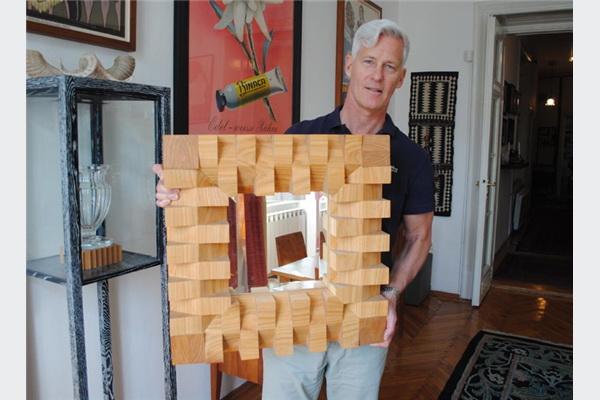 Još jedan rad domaćeg majstora/Another piece of a domestic craftsman              Foto/Photo: ekapija.ba