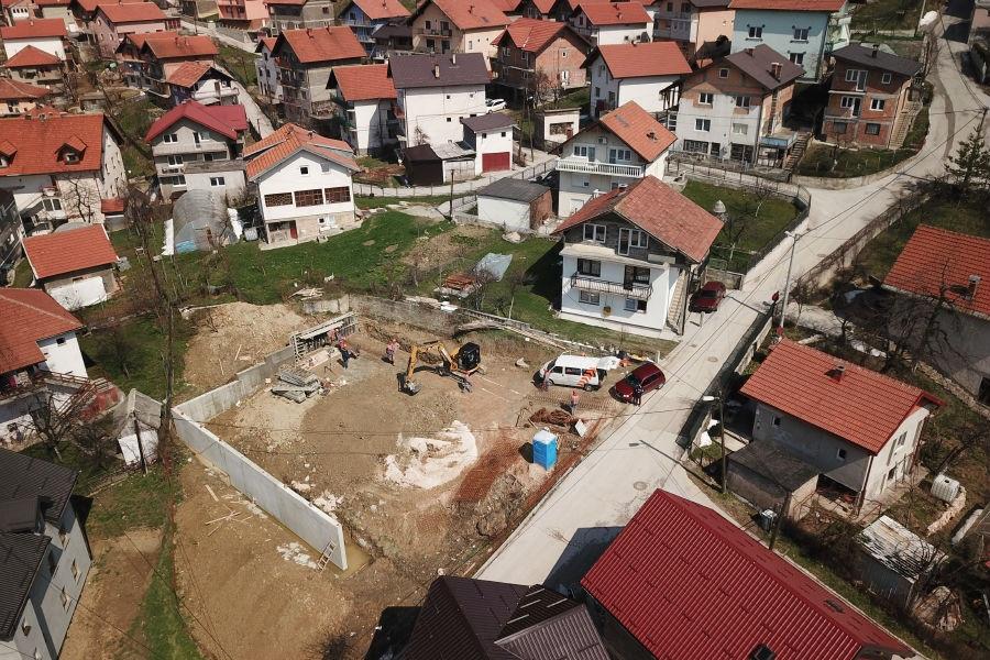 U Boljakovom Potoku gradi se sportsko igralište