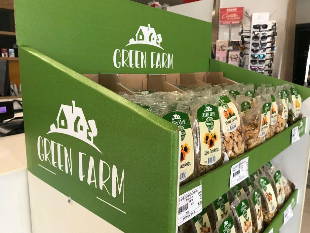 Na tržištu novi brand 'Green Farm'