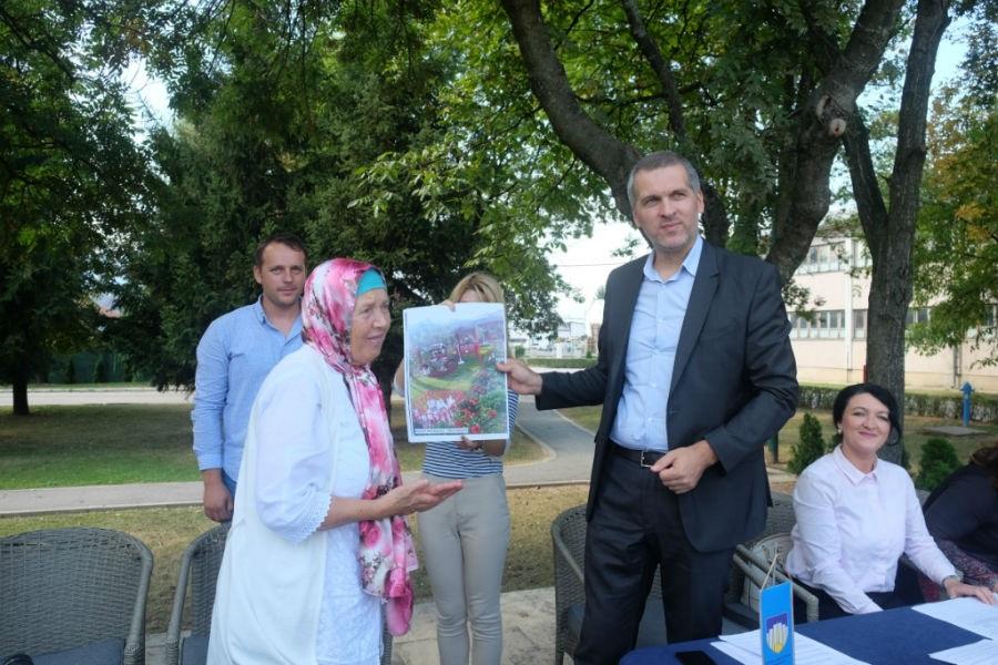 Općina Novi Grad dodijelila novčane nagrade za najuređenija dvorišta i balkone