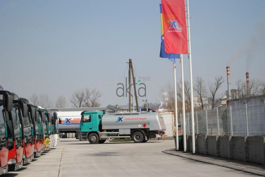 Junuzović kopex planira širenje mreže kupaca u segmentu prirodnog plina