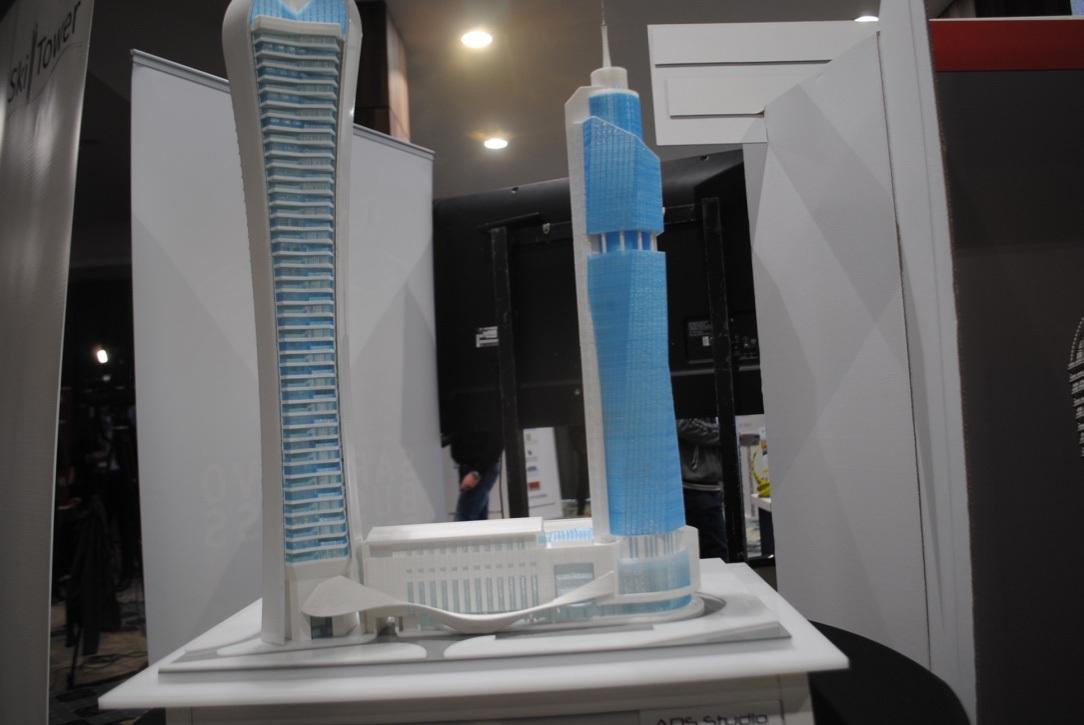 Avaz planira gradnju tornja Ski Tower vrijednog oko 100 miliona eura