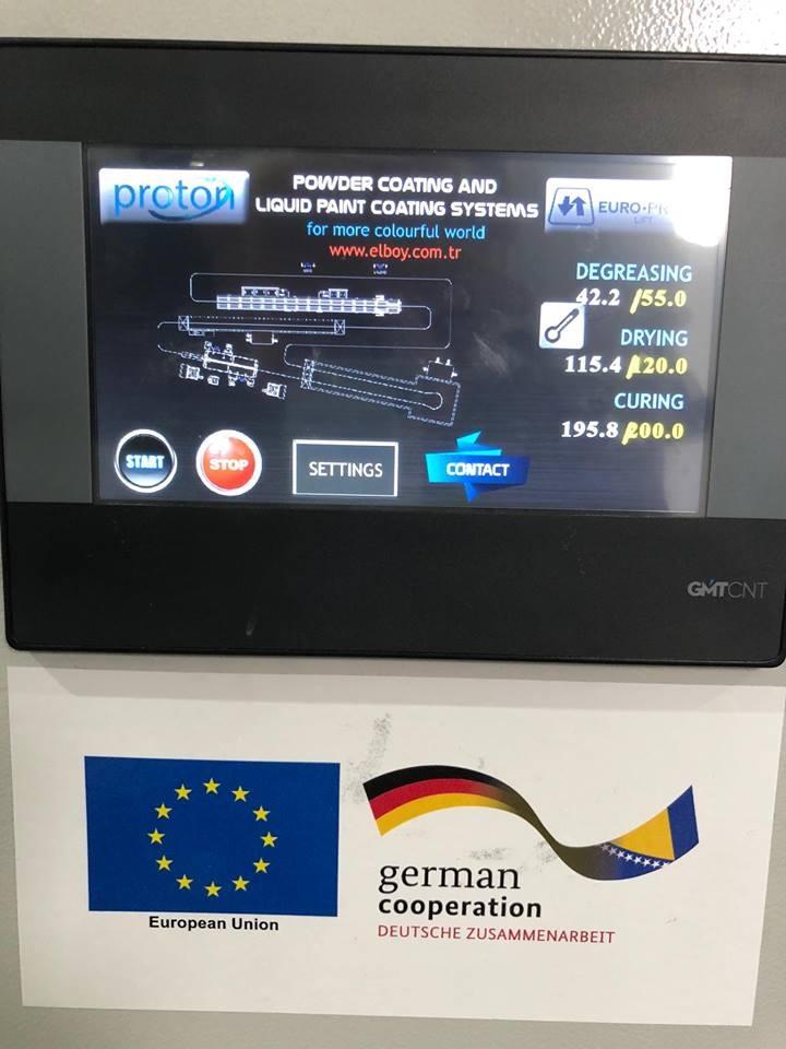 Euro-Prost pustio u pogon jednu od najsavremenijih farbaona u regionu