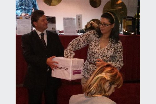 Izvlačenje dobitnika GE licence u Mostaru