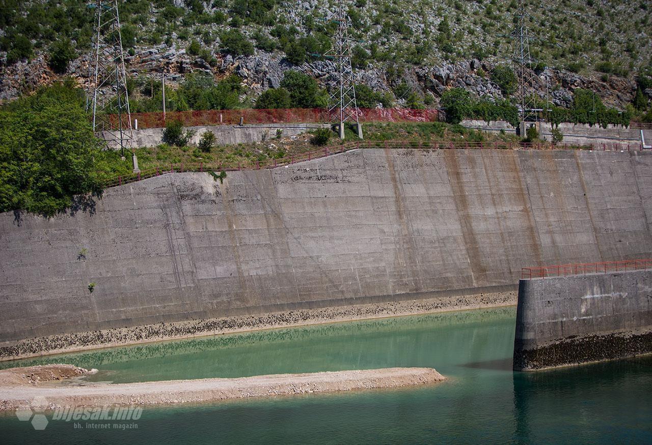 Obnavlja se dio HE Mostar, radovi vrijedni preko milijun maraka (Foto)