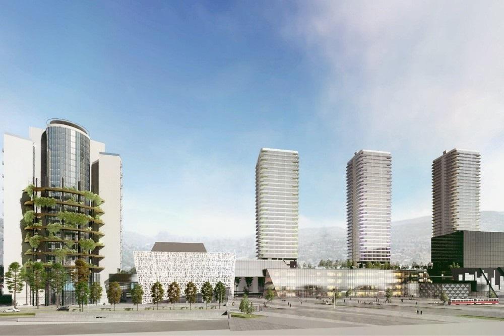 Cijena 82 miliona KM: BHRT prodaje zemljište za gradnju Kongresnog centra u Sarajevu