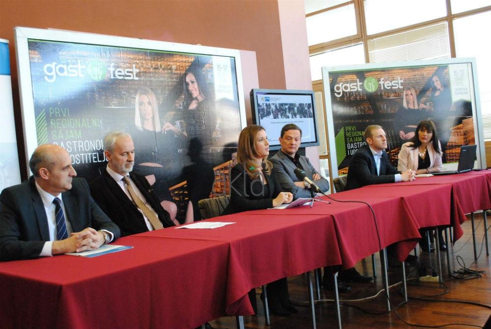 U Sarajevu počeo prviregionalni sajam gastronomije i ugostiteljstva 'GastFest'